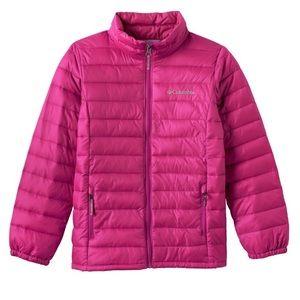Columbia elm ridge puffer jacket